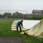 Wijkfeest 2012 voorbereiding en afsluiten