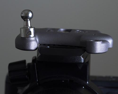Spider Pro Plate Closeup