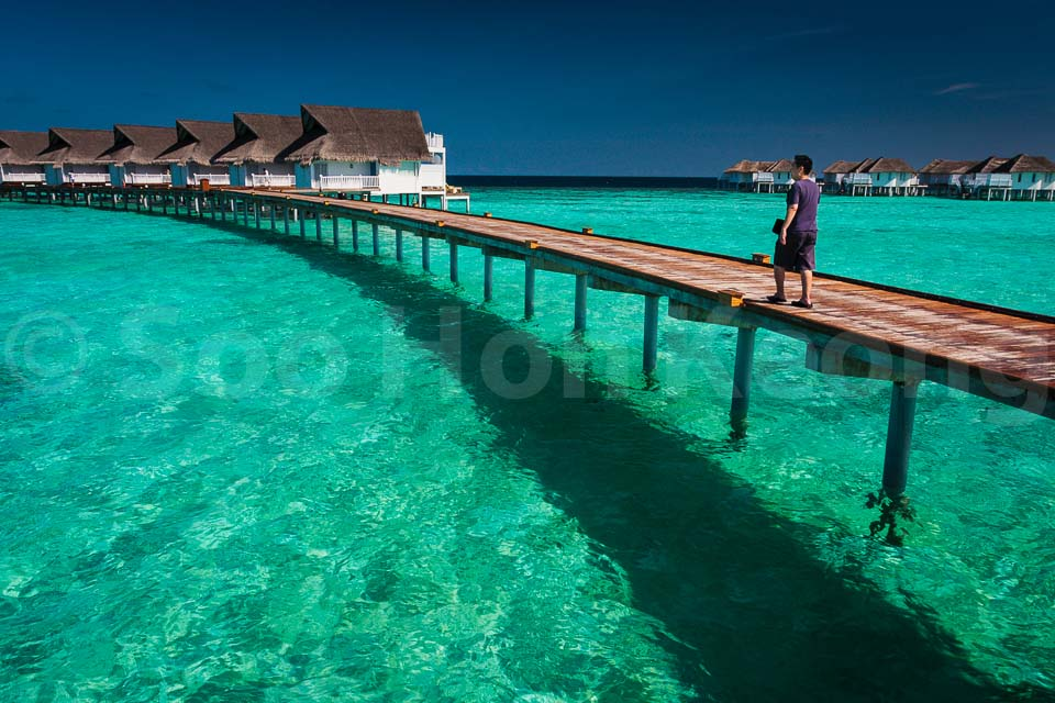 Walk to Paradise @ Centara Grand Island Resort & Spa Maldives
