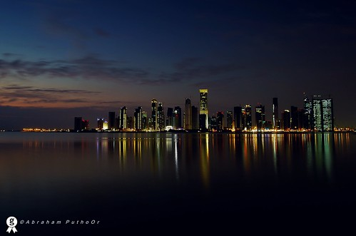 Sleepless in Doha
