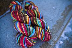 'choco rainbow' custom