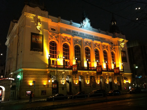 Theater of the West, Berlin