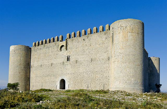 El castell de Montgrí / Montgri Castle