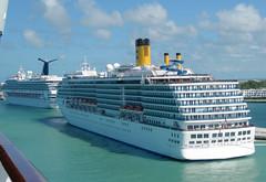 Key West - Cruise Ships