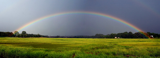 Panoramic Rainbow