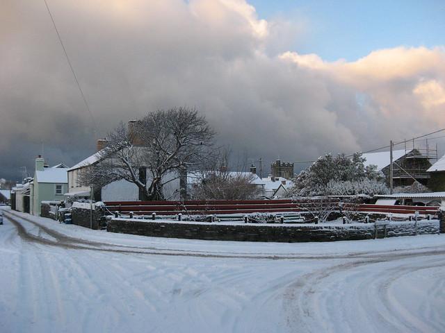 Tywyn street view
