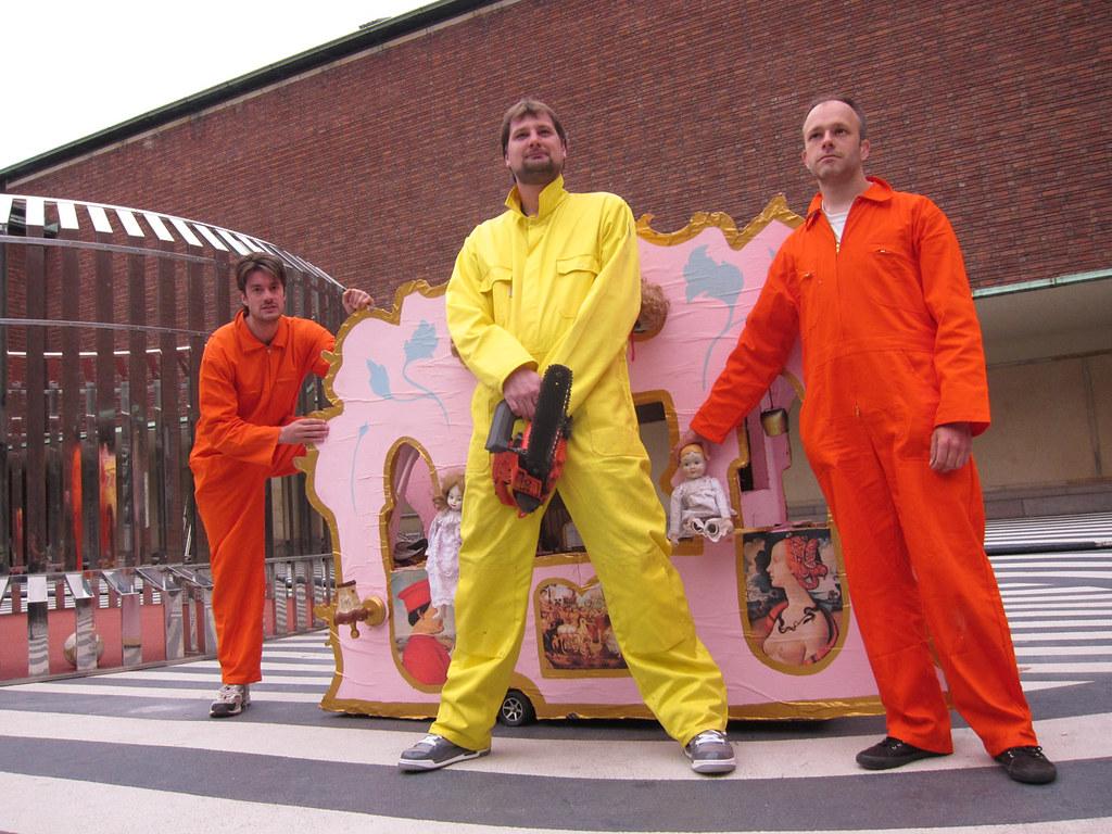 Antistrot at Boijmans van Beuningen 2010