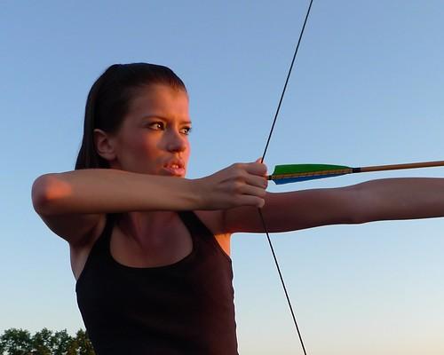 Archery Lady