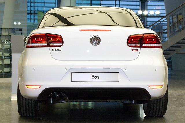 VW Eos (TSI)