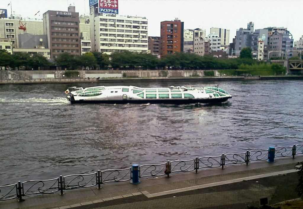 ヒミコ | Himiko en wikipedia org/wiki/Tokyo_Cruise_Ship | Michael