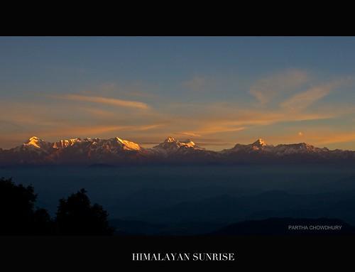 Himalayan Sunrise