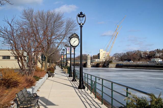 Riverwalk New Year's Day