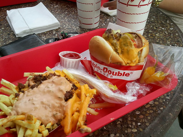 Double-Double & Animal Style Fries | Explore youngrocky's ph ...