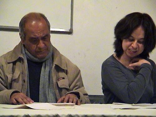 """Esférica Ludens: Lectura Dramatizada de """"Invocación"""", escrita por Gustavo Thomas (México, 2005)"""