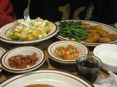 Denny's Food