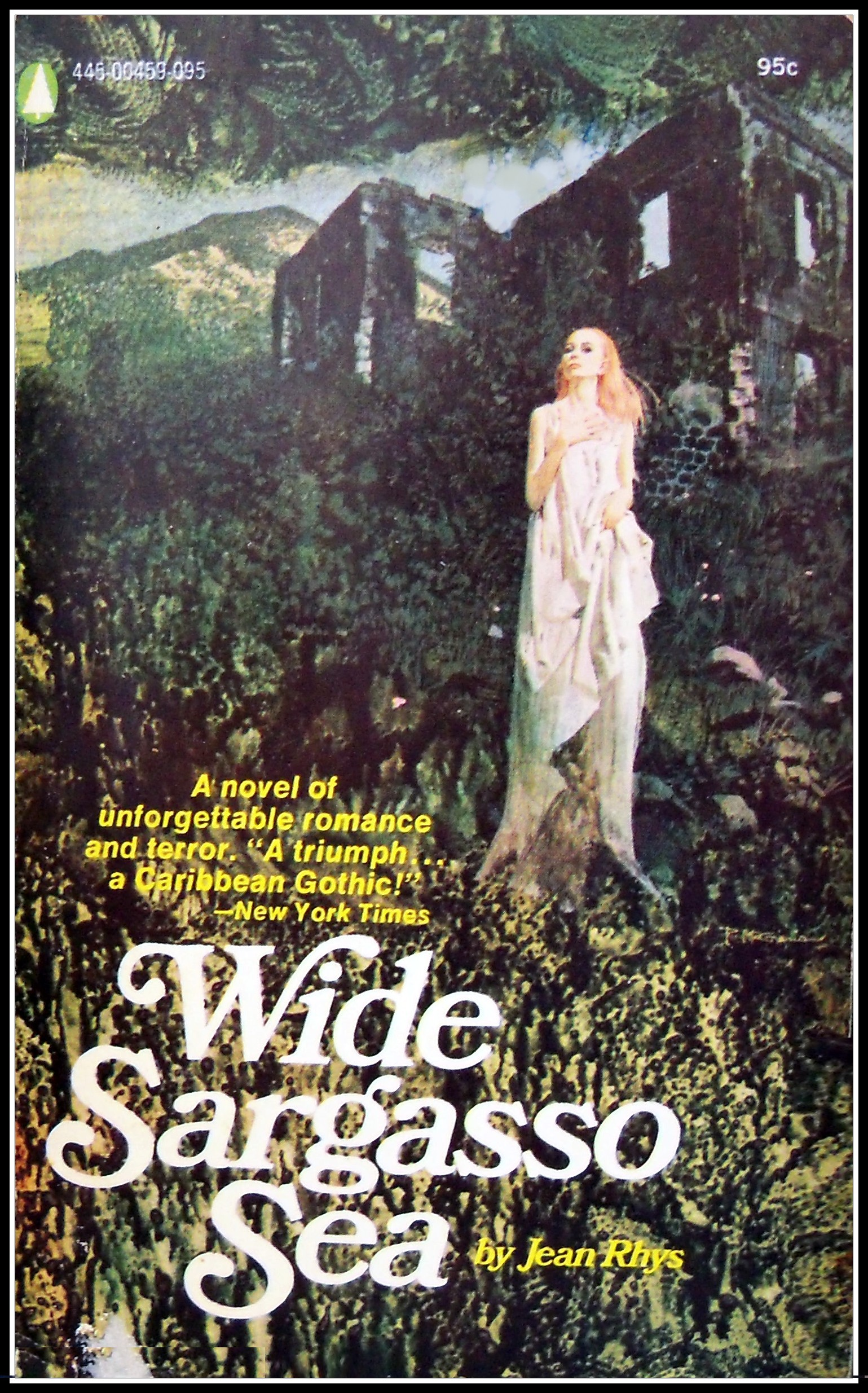 wide sargasso sea by jean rhys essay Starting an essay on jean rhys's wide sargasso sea organize your thoughts  and more at our handy-dandy shmoop writing lab.