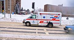 AHS Ambulance 1725