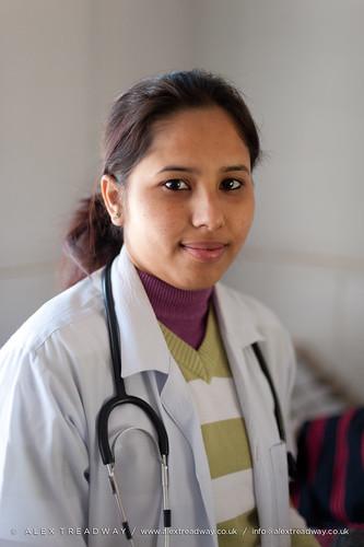 nepal hospital asian asia east patient medical health doctor medicine nurse sick eastern healthcare stethoscope illness nepali