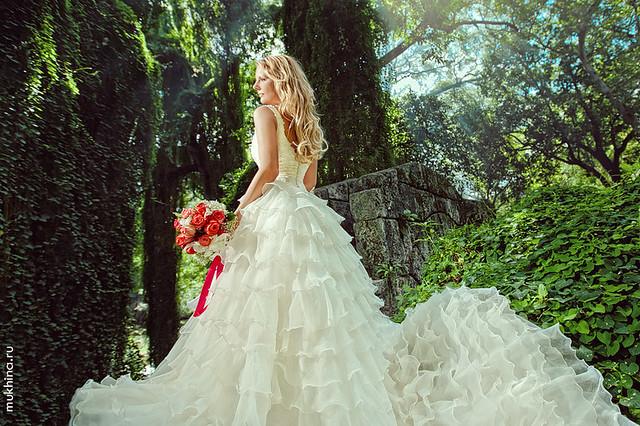 Bride Ksenia in Havana, Cuba