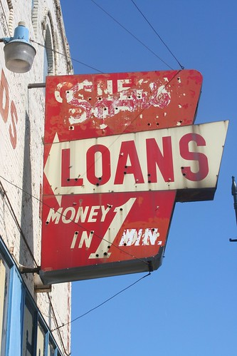 deciding on a loan business