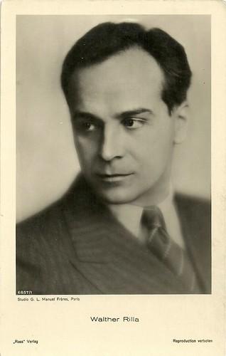 Walter Rilla