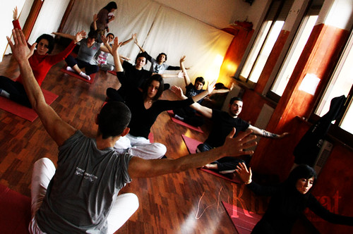 Pilates by Centro Culturale Khatawat on flickr