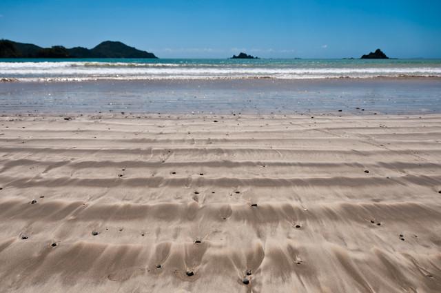 пляж оакура
