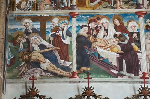 Matrei in Osttirol - Maria Schnee -Affreschi10