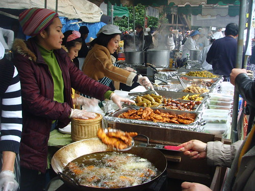 Thai Street Food = yum!