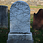 Marbled Tombstone