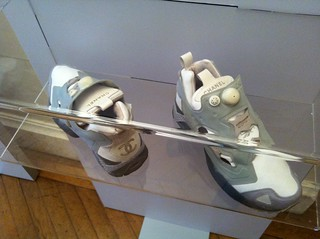 Les Arts Décoratifs // Reebok Pump Chanel