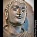 Gautam Buddha Statue, 2 -1 BCE, Gandhara Empire by Mukul Banerjee (www.mukulbanerjee.com)