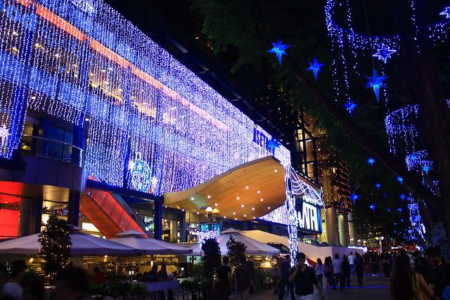 Festive Season at Orchard Road