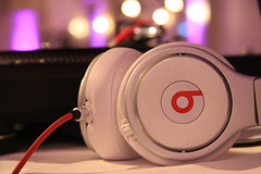 Beats Audio Headphones by Titanas