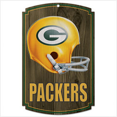 Packers wall hanging