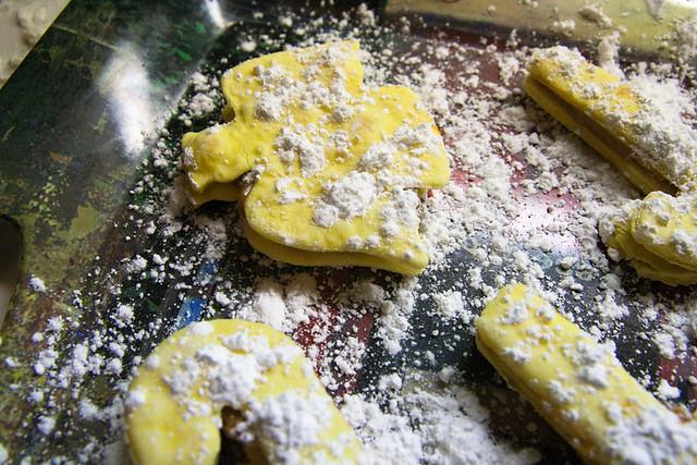 Alfajores Chilean Caramel Cookies December 07, 201012 | Flickr - Photo ...