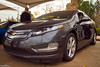 Chevy Volt Electric Vehicle by Tom Raftery