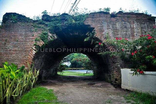 Calabanga Philippines  City new picture : Brick Arch Bridge Quipayo Church Calabanga Camarines Sur 9 10 ...