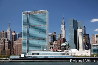 New York - United Nations Building