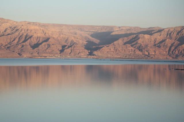 Dead Sea Reflection by nborun, on Flickr
