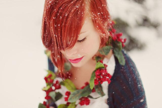 Madison - Winter Reds