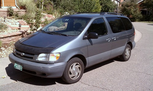 A Farewell to the Minivan by The Consortium