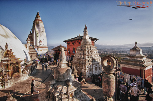 nepal nikkor pokhara d300 teeje swoyambhunath