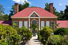 Mount Vernon Greenhouse III