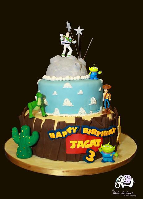 Birthday Cake Edinburgh Leith