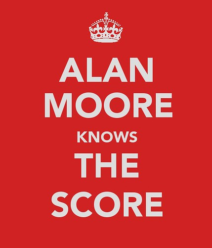 Alan Moore Knows the Score