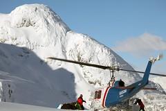 Whistler Heli Ski