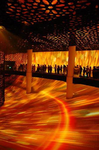 中国 上海 2010 亚洲 世博会 沙特阿拉伯 展馆 月亮船 丝路宝船