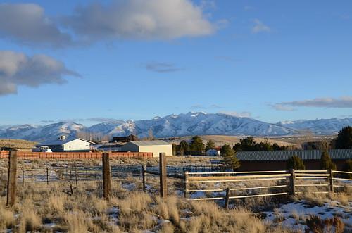 ranch landscape elko