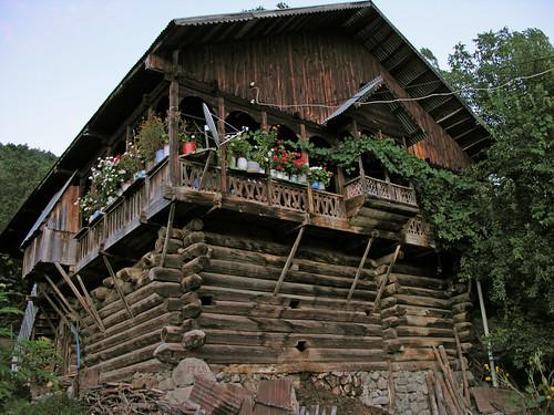 Anatóliai faház (Artvin)